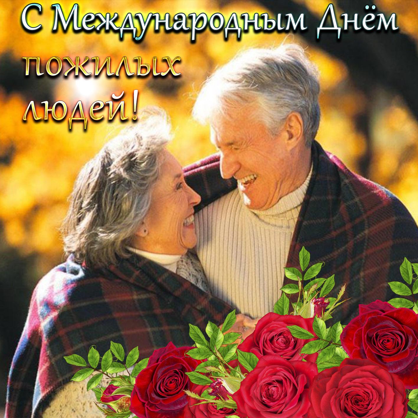 сама открытки к дню пожилого человека фото ждала