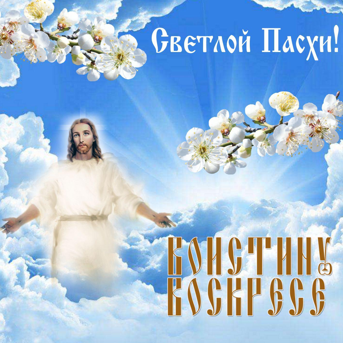 Поздравления иисус воскрес