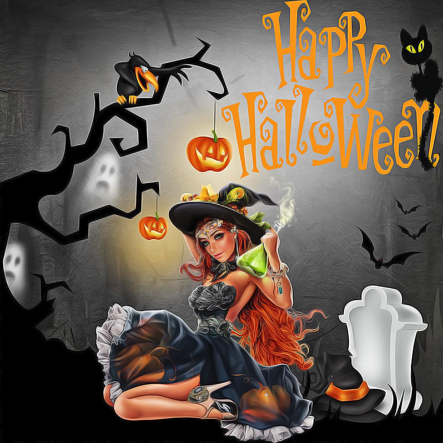 Поздравление с хэллоуином в прозе на английском