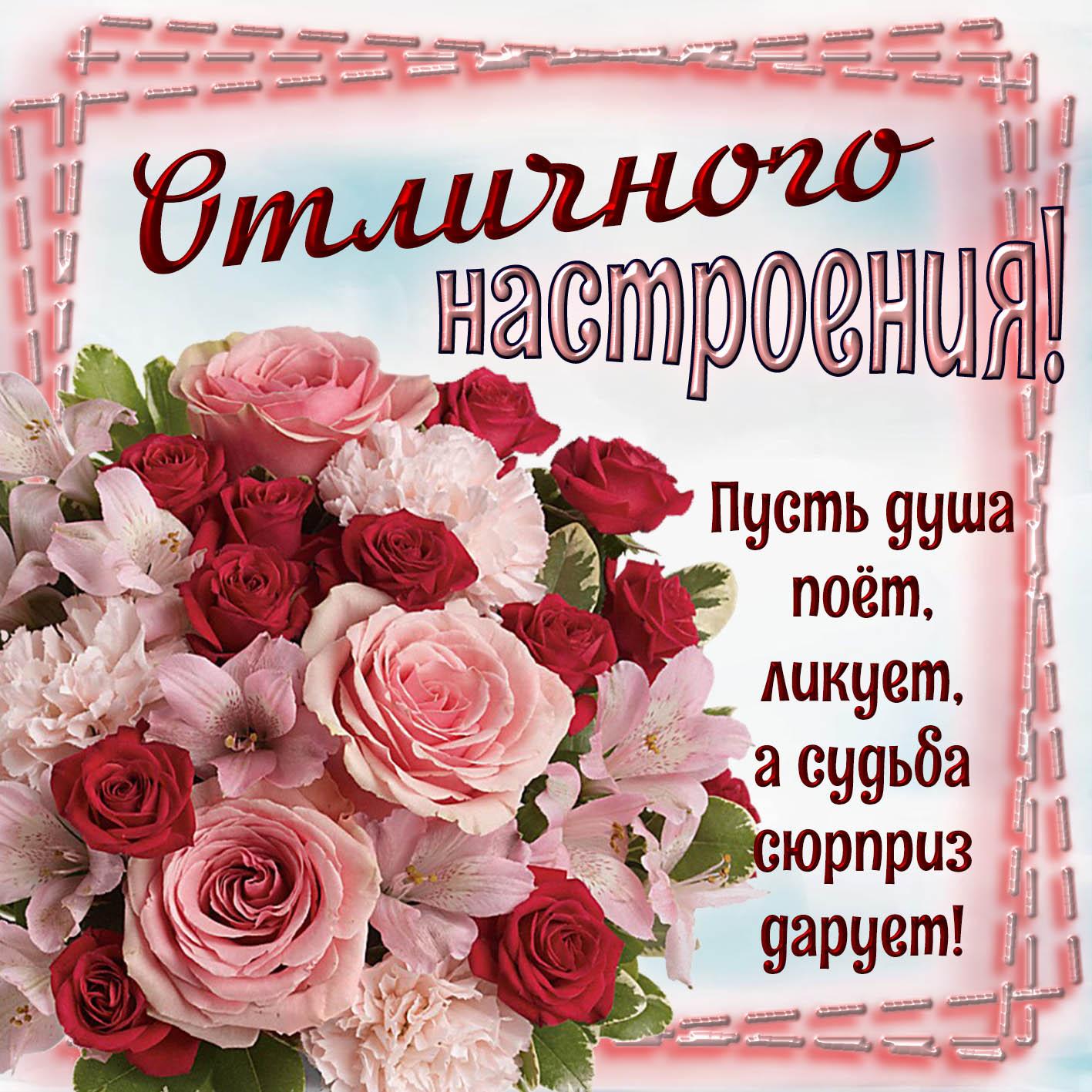 маленького медвежонка открытки с цветами и пожеланиями хорошего настроения статусом обладают