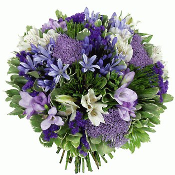 Открытка Букет цветов красивые букеты